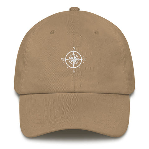 Compass Dad Hat