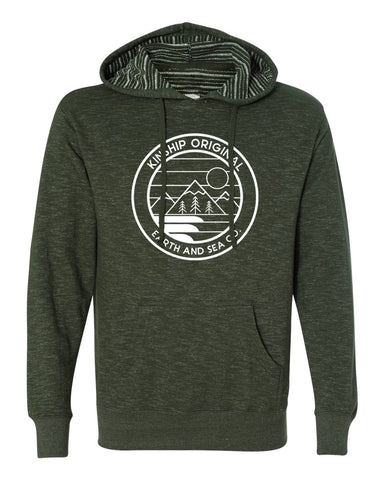 Baja Pacific Surf Outdoor Hoodie Kinship Original