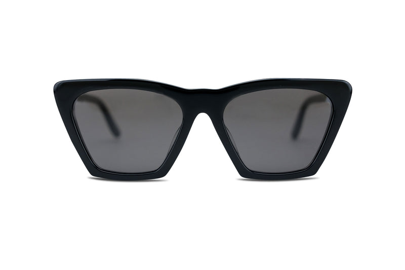 Illesteva lisbon black sunglasses miami