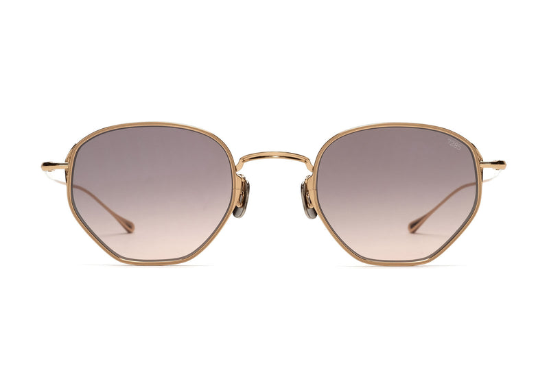Eyevan 784 900 gold sunglasses