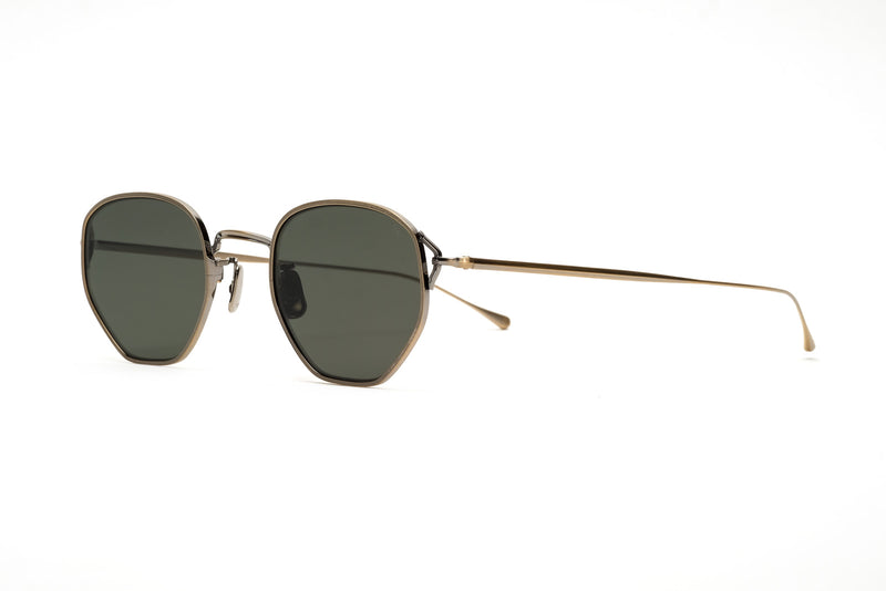 Eyevan 7285 784 901 antique gold sunglasses