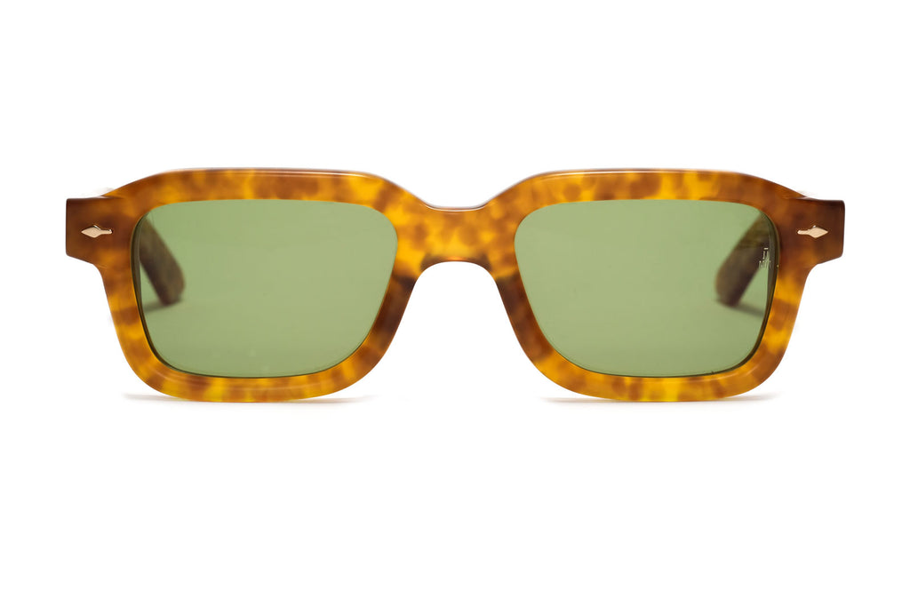 Jacques Marie Mage Sandro Camel sunglasses