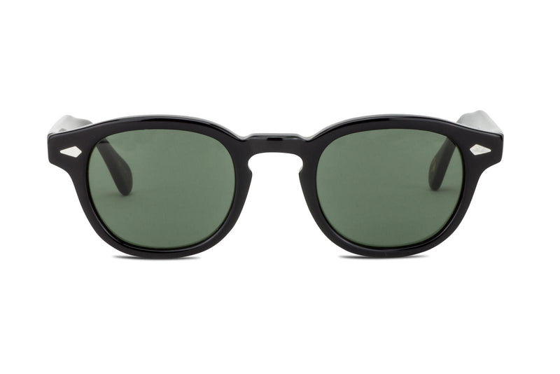 Moscot Lemtosh 46mm Matte Black Sunglasses