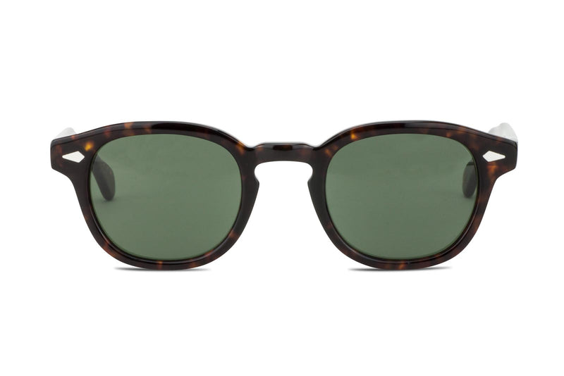 Moscot Lemtosh 49mm tortise sunglasses