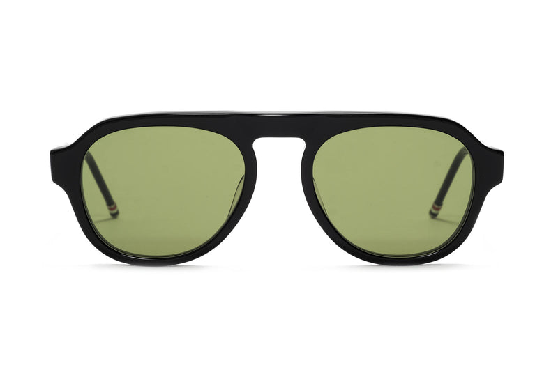 Thom Browne TB-416 Black Sunglasses
