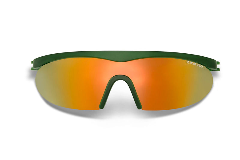 district vision koharu green sport sunglasses