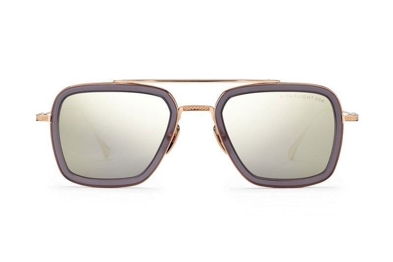 Dita Flight 006 rose gold sunglasses