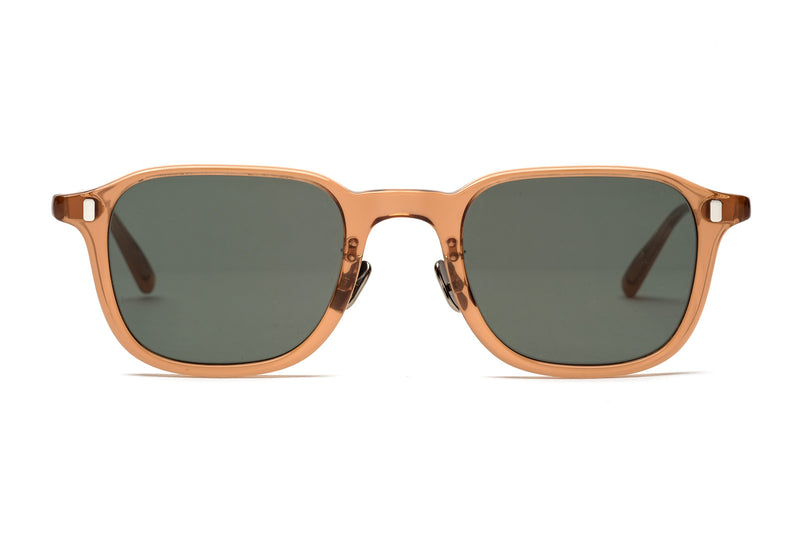 eyevan 325 peach sunglasses miami