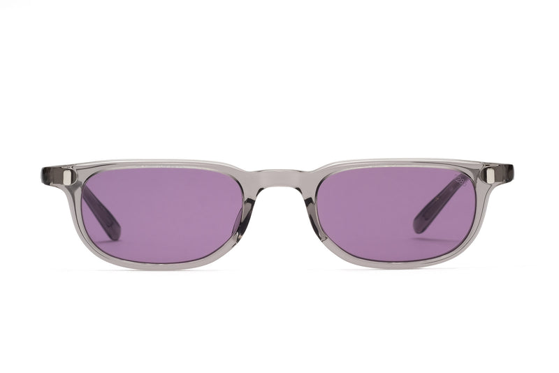 Eyevan 7285 333 124 grey sunglasses