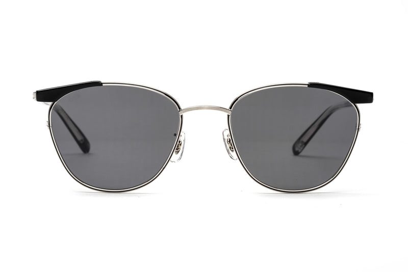 Eyevans ellwood black/silver sunglasses miami