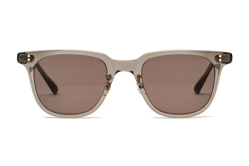 Eyevan 7285 smoke Franz sunglasses