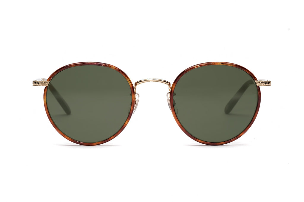 Garrett Leight Wilson Butterscotch Sunglasses in Miami
