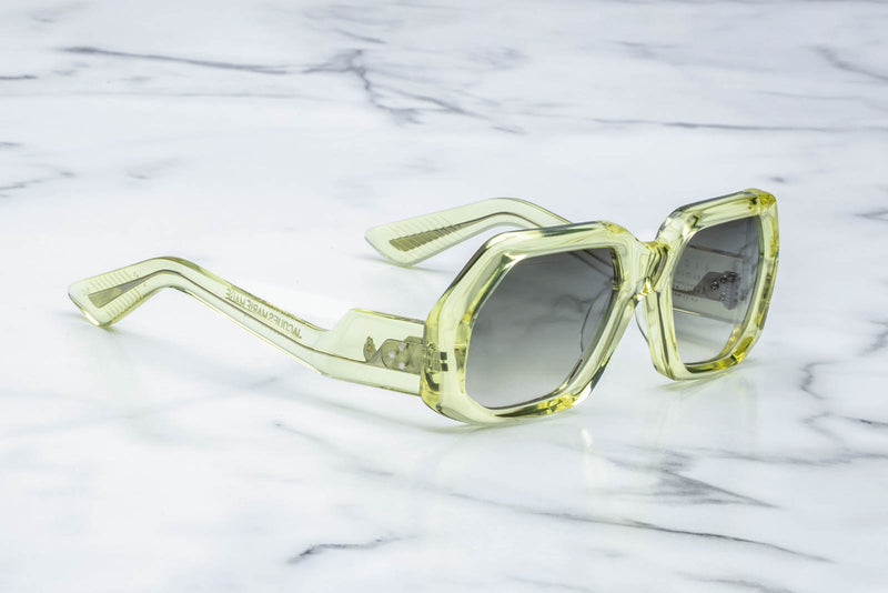 jacques marie mage eddie sunflower sunglasses