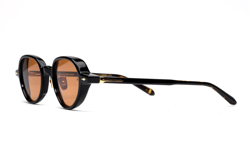 Jacques Marie Mage Clark Black Sunglasses