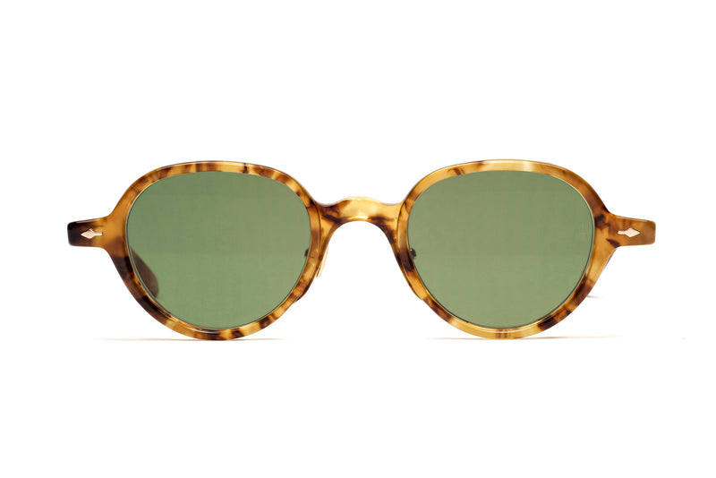 Jacques Marie Mage Clark Sunglasses in Vintage Tortoise