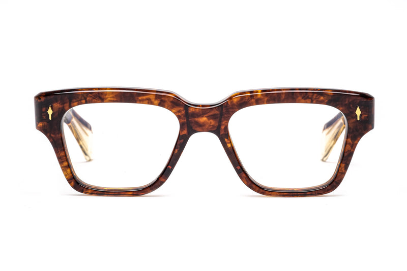 jacques marie mage fellini argyle eyeglasses