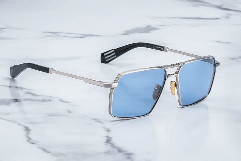Jacques marie mage GT silver men sunglasses Miami