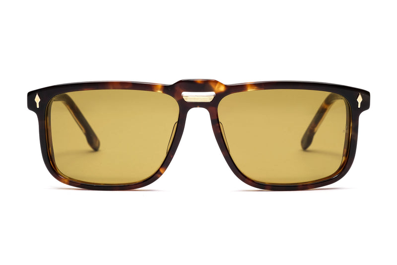 jacques marie mage savile dark havana sunglasses