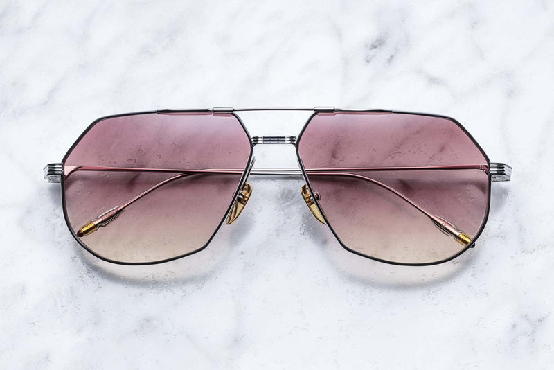 Jacques Marie Mage Reynold Silverfox Sunglasses