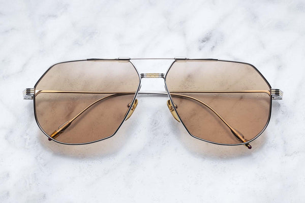 Jacques Marie Mage Reynold Solar Sunglasses