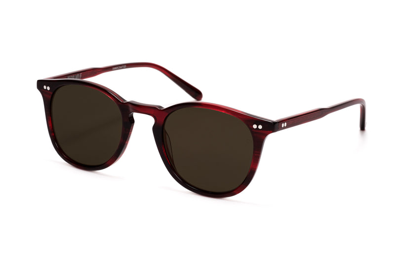 johann wolff kepler red sunglasses