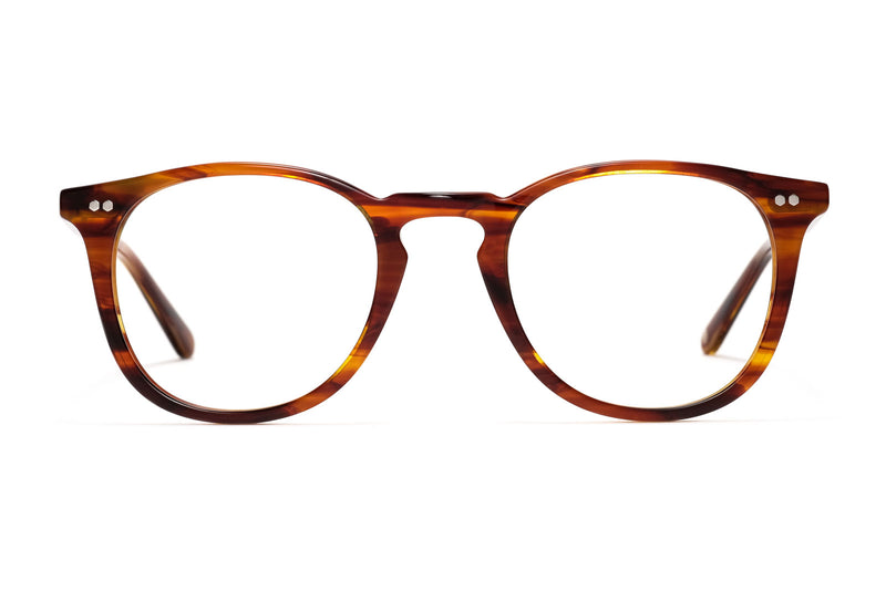 johann wolff kepler glasses brown