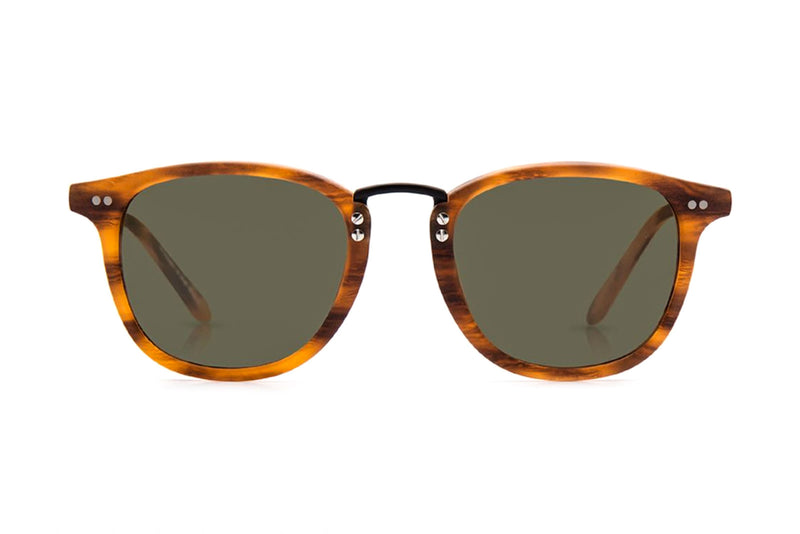 krewe franklin matte cypress sunglasses miami