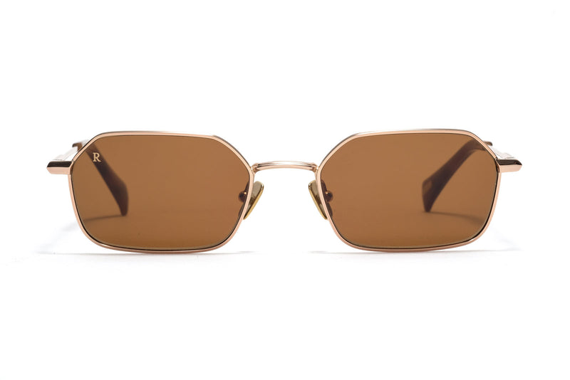 Raen Hewes Summer Gold Sunglasses