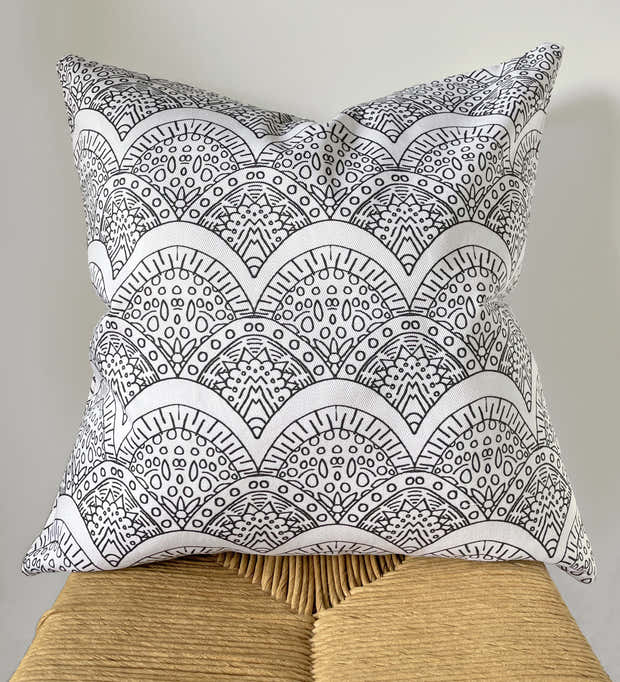 Archway Pillow 1