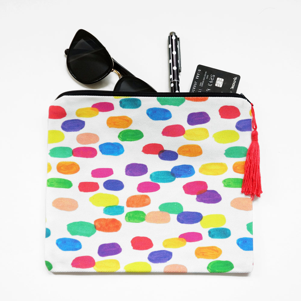 Colorful Life Clutch