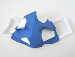 Blue Dots Fabric Face Mask