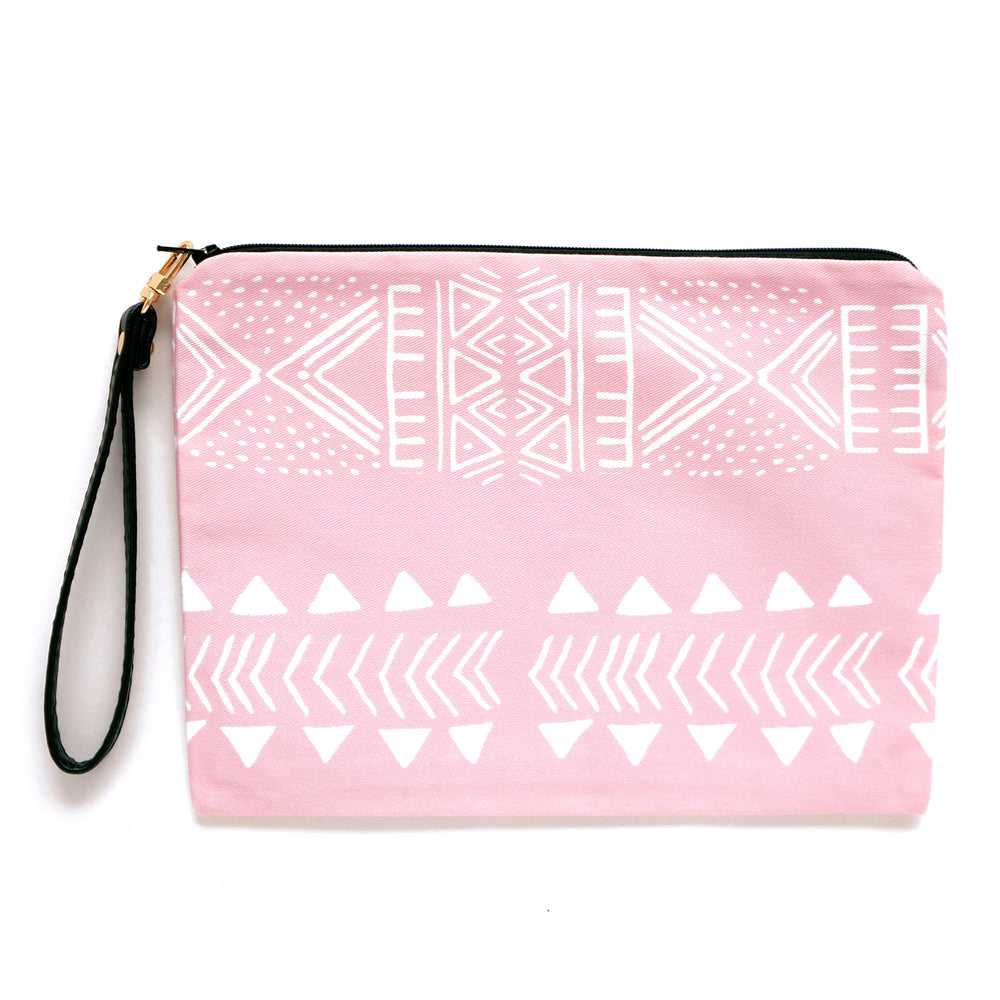 Pink Creek Clutch
