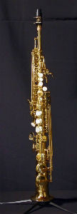 2014 Kenny G 'G-Series IV' Lacquered Body with Lacquered Keys Soprano Saxophone-TSP
