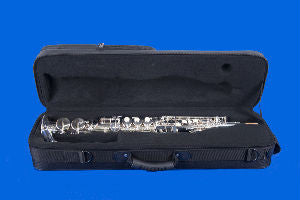 Kenny G E-Series III Silver Plated Soprano Sax Trade Show Special