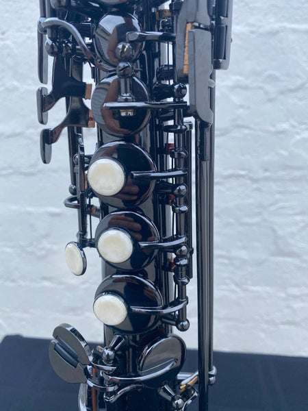 Black Diamond Straight Soprano Saxophone
