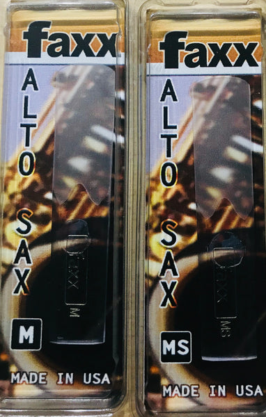 Faxx Synthetic Alto Saxophone Reed