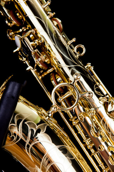 2016 Kenny G 'G-Series IV' Alto Saxophone with Lacquered Body & Keys