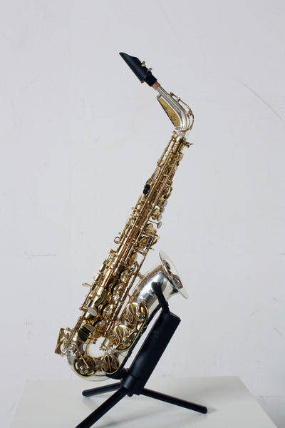 Kenny G 'G-Series IV' Alto Saxophone with Lacquered Body & Keys w/Silver Bell