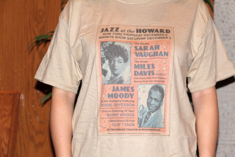 Jazz at the Howard T Shirt