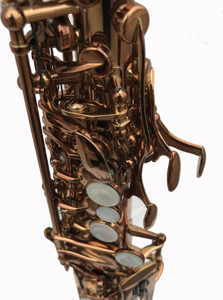 2017 Kenny G G-Series VI Soprano Sax 85% Copper SSCL