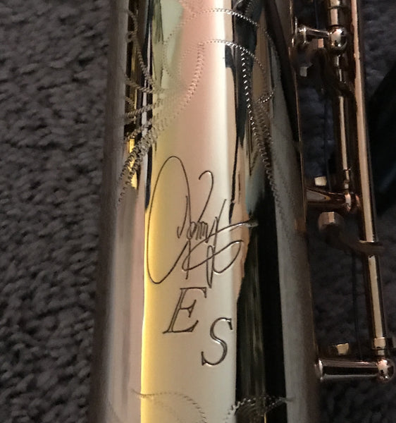 Kenny G ES-Series - Straight Bb Soprano Saxophone Lacquered Body & Keys