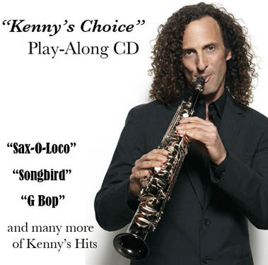 Kenny G Play Along CD Vol 1