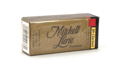 Mitchell Lurie  Clarinet Reeds Strength 2.5 , Box of 5