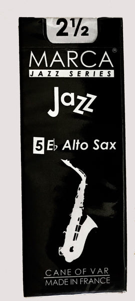 MARCA Jazz Filed Alto Saxophone Reeds