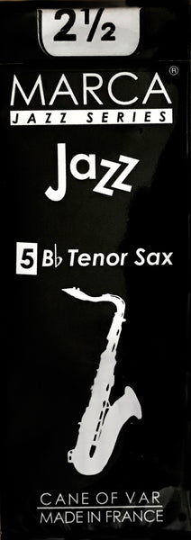 Marca Jazz Filed Tenor Sax Reeds