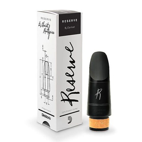 RICO RESERVE Bb CLARINET MOUTHPIECES - NMP