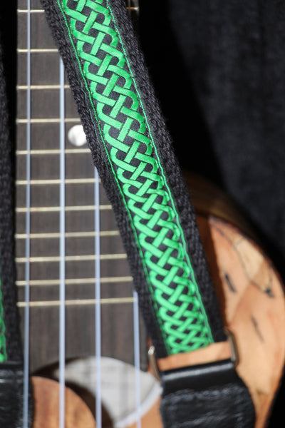 "Souldier ""Celtic"" Ukulele Shoulder Straps"