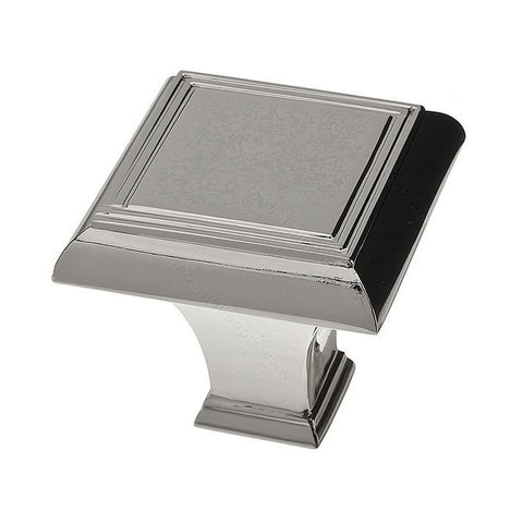 High quality cabinet knobs for the classy kitchen glossy with nickel finish.