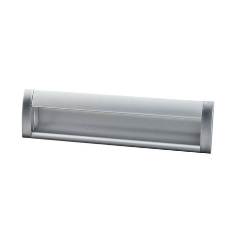 Contemporary Aluminum Recessed Pull - 3100