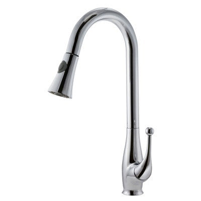 Riveo kitchen faucets pull out single handle chrome A173140